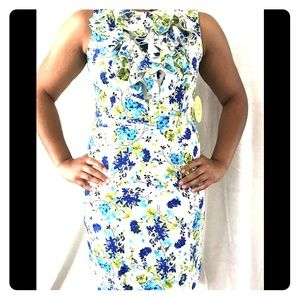 BNWT Emma & Michele Floral Spring Dress